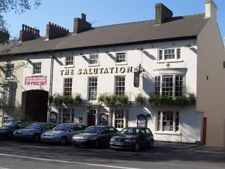 10 Salutation Inn