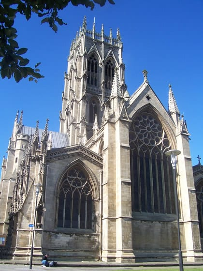 22 St George's Minster