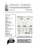 Issue No. 41 October 2010