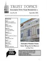 Issue No. 55 September 2015