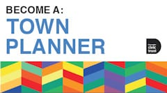Built Environment Careers Guidance - Town Planner