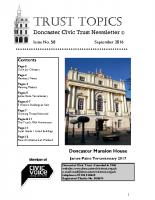 Issue No. 58 September 2016