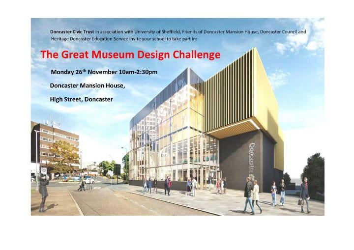Doncaster Civic Trust Architecture Competition 2018